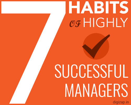 7 Habits of Highly Successful Managers